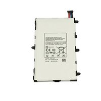 Wholesale 4000mAh Genuine OEM for samsung Galaxy Tab P1000 GT P1000 Tablet Battery High quality
