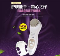 Wholesale Hitachi CM N4000 Face Cleaning Brush Chargable Cleansing Moisturizing Facial Massager Skin Care Handheld Facial Device VS CM N3000 Free