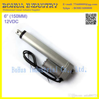 Wholesale Best V mm inch stroke N LBS micro linear actuator electric linear actuator TV lift high speed linear actuator