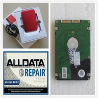 best auto repair - 2016 best quality newest Alldata V10 Alldata with auto repair softwares in GB HDD