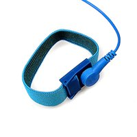 anti static discharge - Anti Static ESD Wrist Strap Discharge Band Grounding Static Release With Clip