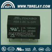 Wholesale Signal Relay TIANBO Relay HJR1 C L V electrical relay v Relays Cheap Relays