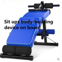 abdominal exercise bench - The new upgrade UPS domestic body building equipment multifunctional abdominal supine board chair stool bench dumbbell exercise equipment