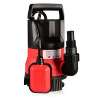 Wholesale Submersible Red Water Pump HP GPH Clean Clear Dirty Pool Pond Flood Drain