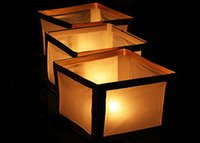 Place flottante lanterne de l'eau, lanterne flottante, lanterne souhaitant, lanterne de papier