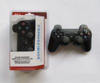 Wholesale PS3 Wireless Bluetooth Game Controller for Playstation3 PS3 Console Video Games Joystick Gamepad SixAxis Vibration