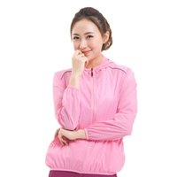 Wholesale Men And Women Transparent Skin Clothes Outdoor Ultra thin Waterproof Breathable Sports Sunscreen Clothes DL