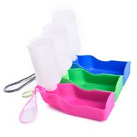 Wholesale 300ml Pet Dog Cat Bowl for Travel Puppy Foldable Water Feeder Collapsible Water Travel Bowl Easy Storage Convenient to carry