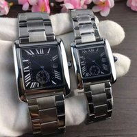 best brand battery - 2016 Men Watches Women Watch Couple Top Brand C Quartz movement Daul Time Zone Roman numerals Dial Wristwatch Best Gift