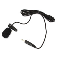active usb cables - 3 mm Active Clip Mic Microphone Mini USB to mm Mic Microphone Adapter Cable Cord for Sports Camera for GoPro Hero