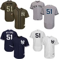 bernie williams jersey - Green white blue white Bernie Williams Authentic Jersey Men s Majestic New York Yankees Salute To Service_conew1