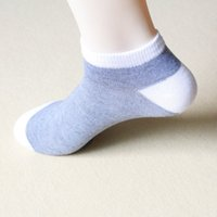 Wholesale autumn and summer small men s socks breathable Soft Casual socks Free Size Cotton Socks