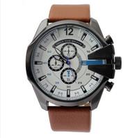 wach - 2016 hot Men s Watches Men s Watches Reloj Hombre Sports Quartz Watch Clock Relojes WACH Top Brand WATCHES Marca Relogio Masculino