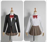 Wholesale Iwatobi Swim Club Gou Matsuoka Cosplay Costume High School Girl Outfit Holloween clothes Costume Girl Cosplay Suits
