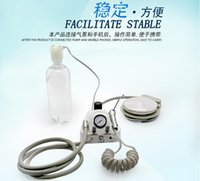 Wholesale Dental Lab Portable Turbine Unit Air Compressor way Syringe Handpiece Holes Holes