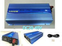 Wholesale Blue color W solar inverter DC22 V to AC110V or V pure sine wave power inverter MPPT