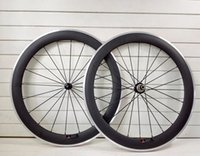 bicycle wheelset brands - 2016 no brand logo Alloy brake surface T1000 UD or K carbon wheelsets C mm racing road bike wheels rim cycling bicycle wheelset