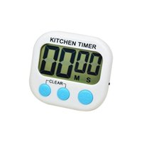 Wholesale Pack Digital Kitchen Timer Cooking Timers Clock Large LCD Display Batteries Included