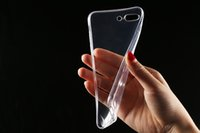 Wholesale Transparent Clear Case for iPhone s Plus Soft Silicone Gel TPU Case Silicone Cover Ultra Thin Mobile Phone Case