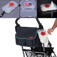 Wholesale New Design Portable and Convenient Wet Tissue Box Outdoor Tissue Box For Baby Travel Wipes Dispenser Case PC838727