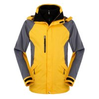 Wholesale Winter men Camping Hiking jacket outdoor Sport coat jaqueta thermal fishing skiing jacket Waterproof Windproof Outerwear120