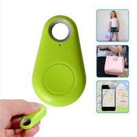 Wholesale 20 Mini Bluetooth Tracker Personal Smart Anti lost Finder Tracker itag for Child Pet Key Wallet GPS Alarm Locator