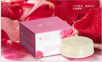 Wholesale Natural active enzyme crystal skin whitening soap body skin whitening soap for private parts fade areola pc WA0151