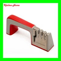 Wholesale 4 Stages in Multifunctional Kitchen Sharpener for Knives and Scissors Kitchen Home Sharpening Stone tools