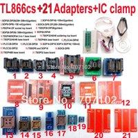 avr flash - New Arrival Original TL866CS Universal minipro programmer adapters IC clip High speed TL866 AVR PIC Bios MCU Flash EPROM Programmer