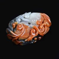 area play - Huanglong jade carving fine piece of hand The hands of playing Jade Only this one In some areas of free postage