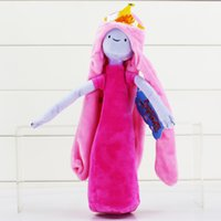adventure free games - Adventure Time Stuffed Plush Toys cm Princess Bonnibel Bubblegum Plush Doll Toy With Tag