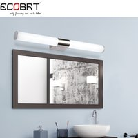 bathroom lights over mirror - Newly Comtemporary CM W Bathroom Over Mirror LED Sconce Lamps Acrylic led Wall Lights Indoor warm cool white V V