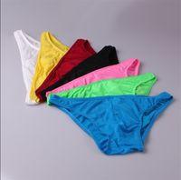 Wholesale Sexy Men Briefs Men s Sexy Underwear Briefs Modal Men Brief Shorts New Fashion M4015