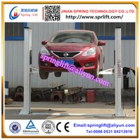 auto vehicle lift - ton double column auto elevator car jack hydraulic car lift platform vehicle hoist SP B4000