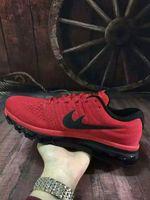 Wholesale 2017 New Mens Running Shoes AIRS Cushion Fashion Max Shoes