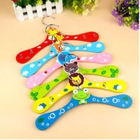 Wholesale 100pcs Cute Cartoon Animals Wooden Kids Clothes Hanger Baby Children Hanger Styles DHL