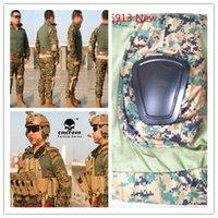 Wholesale EMERSON Gen2 Combat uniform Army combat airsoft military BDU Tactical SE woodland marpat jungle digital EM6913