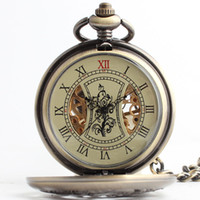 antiques phoenix - Memorial classic quot Dragon and Phoenix quot Dragon Tengyun exquisite designs for men and women retro mechanical pocket watch