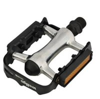 bicycle racing pedals - WELLGO Bicycle Pedal The New Road Racing Bikes Fly Dead Aluminum Alloy Pedal DU Peilin Colors