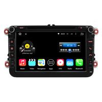 volkswagen car pc - HD1024x600 Quad Core Android PC Car DVD GPS For Volkswagen VW Golf Passat Polo Jetta Tiguan Skoda Seat