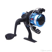 Wholesale Left Right Interchangeable BB Ball Bearings Collapsible Metal Spinning Fishing Reel Carp Fishing Handle Fishing Reel