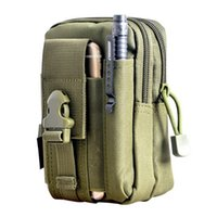 Wholesale Tactical Military Equipment Fanny Pack Sport Leg Waist Bag Pack Belt Bag for Samsung Iphone Mobile Phone Case