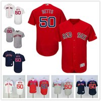 baseball jerseys supplier - Boston Red Sox Mookie Betts Baseball Jerseys Best Embroidery Stitched Gray Navy Blue Red White Supplier
