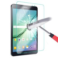 Wholesale Premium Tempered Glass Screen Protector For Samsung Galaxy Tab S2 inch T710 T715 T810 T815 LCD Guard Glass Film Protection
