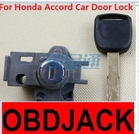 accord door lock - Best Quality ForHonda Accord Car Door Lock Replacement With Key Front Left car lock Central door lock