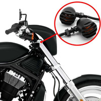 Wholesale New Pair Motor Motorcycle Bullet Turn Signal Light Indicator Lamp for Harley