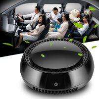 adapter air cleaner - 2016 New Car Air Purifier True HEPA Air Purifier Car Air Freshener Air Cleaner with Cigarette Adapter