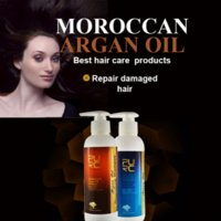 Wholesale Hair shampoo and hair conditioner ml Moroccan pure argan oil shampoo and hair care proudcts