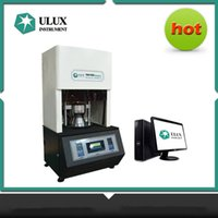Wholesale YN41096 Rotorless Rheometer tester Good quality hot sale for wire and cable testing from china manufacture