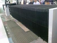 alloy bellows - Big size CNC flexible Bellow Covers